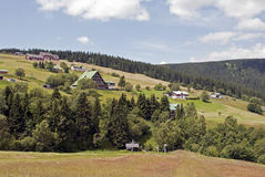 Krkonose - Giant mountains Stock Photo