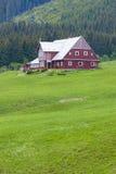 Krkonose (Gigantyczne góry), republika czech Zdjęcia Stock