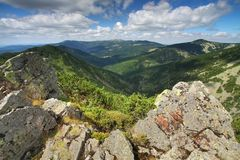 Krkonose mountains Royalty Free Stock Photos