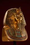 Królewiątka Tut Śmiertelna maska Obrazy Royalty Free