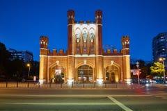 Królewiątko brama Kaliningrad Zdjęcia Royalty Free