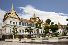 Królewski uroczysty pałac Zdjęcie Royalty Free