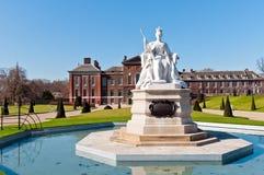 królowej statua Victoria Zdjęcia Stock