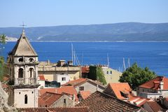 Kroatië Stock Fotografie