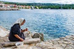 Kroatië Royalty-vrije Stock Fotografie
