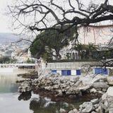 Kroatië stock foto