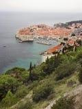 Kroatië - Dubrovnik - haven Stock Foto's