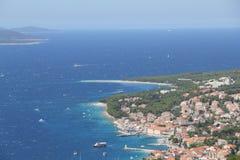 Kroatië, Europa, jaar 2013 Royalty-vrije Stock Foto