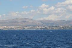 Kroatië, Europa, jaar 2013 Royalty-vrije Stock Foto's