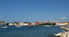 Kroatië, Porec royalty-vrije stock fotografie