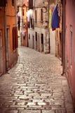 Kroatië - Rovinj Royalty-vrije Stock Foto