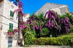 Kroatië, Spleet Royalty-vrije Stock Afbeelding