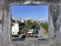 Kroatië - stad Trogir Royalty-vrije Stock Fotografie