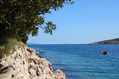 Kroatien Stockbild