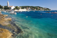 Kroatien lizenzfreie stockfotografie