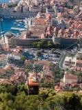 Kroatien Arkivfoton