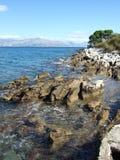 Kroatien, Brac Insel, Supetar Lizenzfreies Stockfoto
