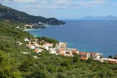 Kroatien - Dalmatien Stockfotos