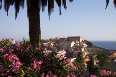 Kroatien: Dubrovnik lizenzfreie stockfotografie