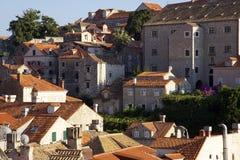 Kroatien: Dubrovnik stockbilder