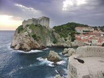 Kroatien - Dubrovnik lizenzfreie stockfotografie