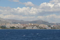 Kroatien Europa, år 2013 Royaltyfria Bilder