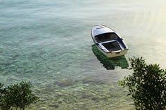 Kroatien-Küste Stockfotografie