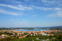 Kroatien - Murter Lizenzfreie Stockfotos