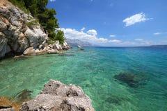 Kroatien-Natur Lizenzfreie Stockbilder