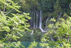 Kroatien-Plitvice See-Nationalpark Stockbild