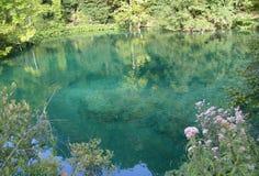 Kroatien-Plitvice See-Nationalpark Lizenzfreie Stockfotografie