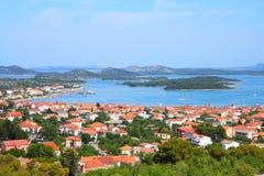 Kroatien - Murter Lizenzfreies Stockbild