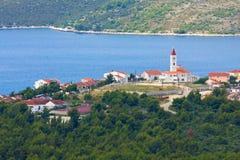 Kroatien, Seget Stockbilder