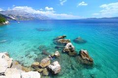 Kroatien-Sommer Stockbilder