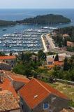 Kroatien, Vrsar Stockbilder