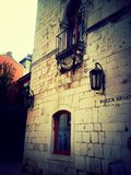 Kroatien, Zadar Lizenzfreies Stockbild