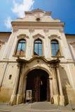 Kroatisch Geschiedenismuseum, Zagreb stock foto's
