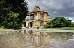 Kroatisch Nationaal Theater royalty-vrije stock fotografie