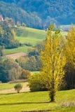 Kroatisch platteland Royalty-vrije Stock Afbeelding