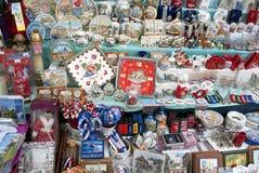 Kroatische herinneringen in Zagreb Stock Foto