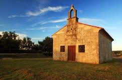 Kroatische Kirche Lizenzfreie Stockfotos