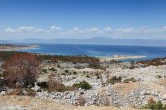 Kroatische Landschaft Stockbild
