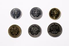 Kroatische muntstukken