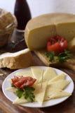 Kroatischer Käse Lizenzfreie Stockfotos