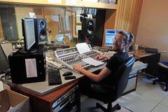 Kroatischer katholischer Radio dieses Jahr feierte 20 Jahre Sendung in Zagreb Lizenzfreie Stockbilder