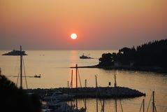 Kroatischer Traum Lizenzfreie Stockfotografie