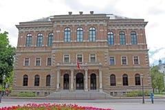 Kroatisk akademi av vetenskaper och konster royaltyfria foton