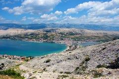 kroatisk landmark royaltyfri fotografi