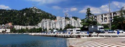 Kroatisk marina Royaltyfria Bilder