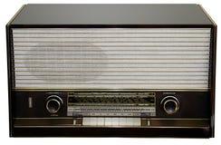 kroatisk radioreciver Arkivfoton